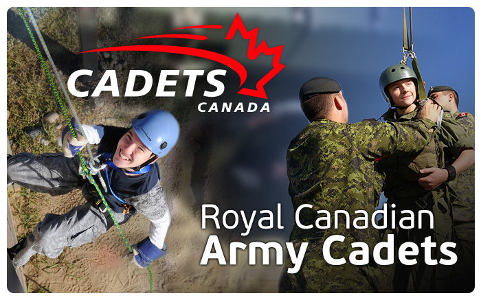 About Us – 2806 Cadet Corps RMR Pointe-Claire
